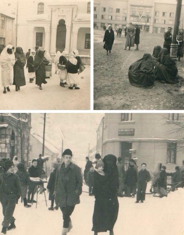 Tuzla, Bosnia 1941-1942