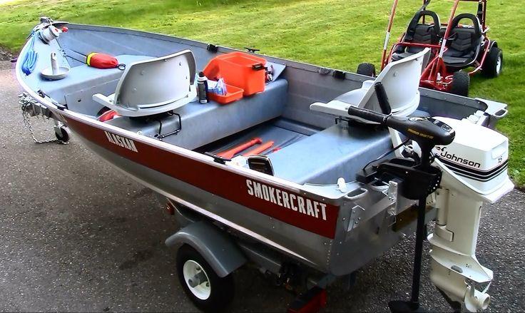 12 ft Aluminum Fishing Boat Customization and Setup in HD