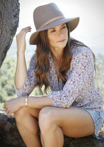 Danica Patrick at home, living out dream at her Somnium vineyard