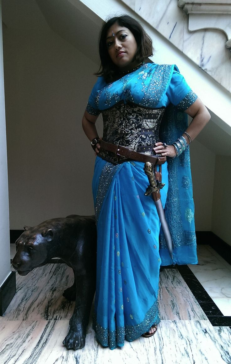 I did it!!! This is me...Indian steampunk, punks!!