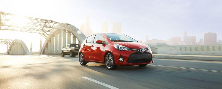 Toyota Yaris 2015 Di Jalan ~ http://iotomagz.net/tampilan-dari-toyota-yaris-2015-yang-akan-datang/