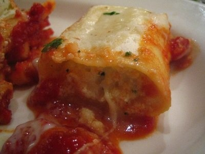 The Absolute Best Home Made Manicotti Recipes