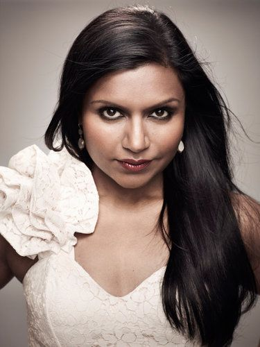 Stopped watching the Office a while ago but still think Mindy Kaling is equal parts funny, smart, and hot.