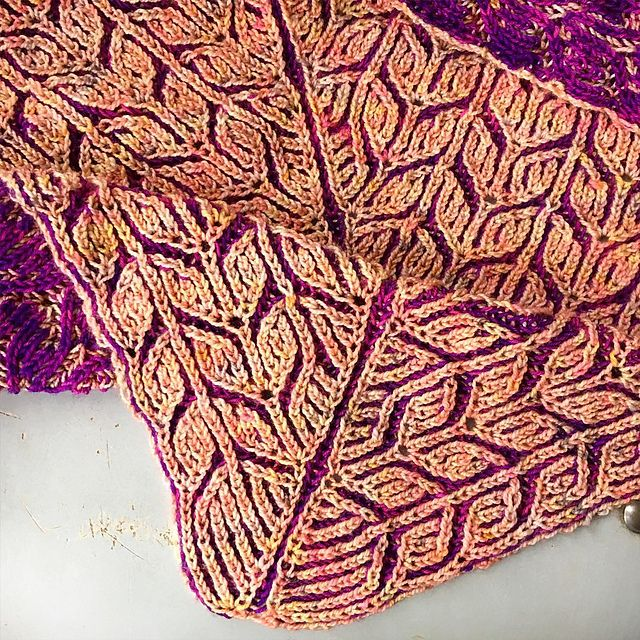 Knitting Expat Ravelry : Images about brioche stitch on pinterest knitting