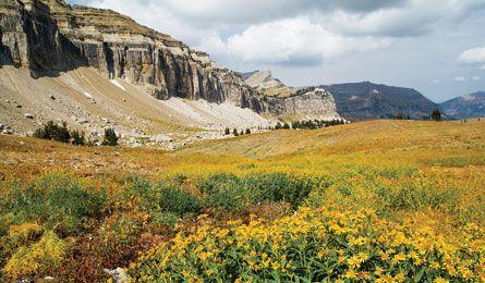 """Grand Teton """"Secret"""" Hikes"""