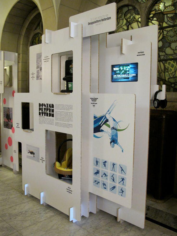 digital, portable wall