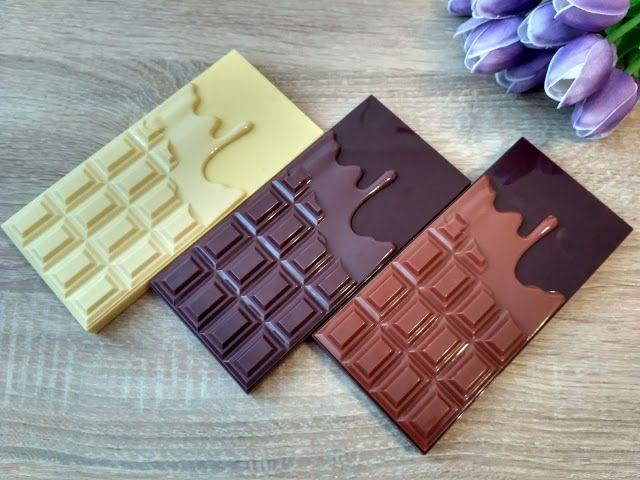 BeYOUtiful: Čokoláda z ktorej sa nepriberá - čokoládové paletky tieňov