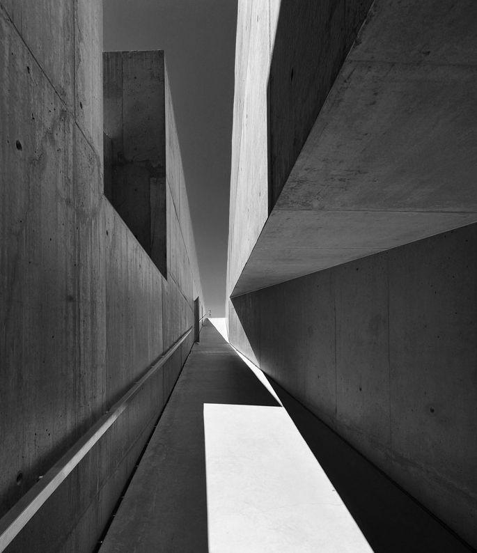 Concrete beauty & sharp lines.