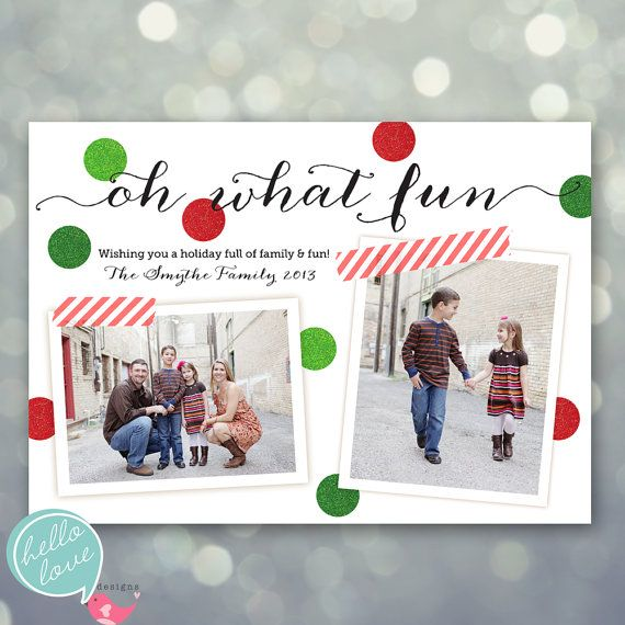 114 best Christmas Cards images on Pinterest | Holiday cards ...
