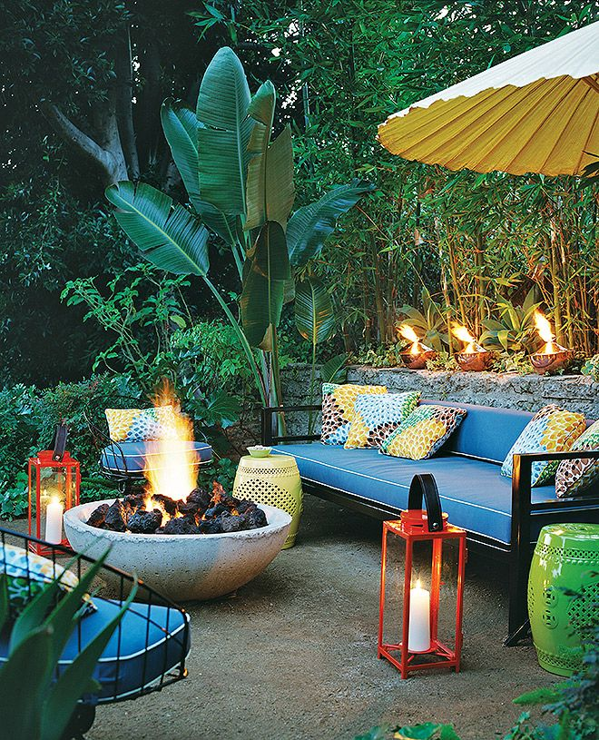 """From Rizzoli's """"Gardens Are for Living: Design Inspiration for Outdoor Spaces"""". Learn more: http://www.rizzoliusa.com/book.php?isbn=9780847842193"""