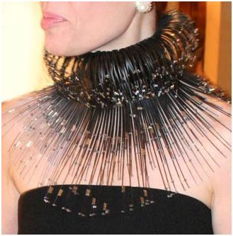 Amazing Jewelry Made From Polypropylene Plastic - The Beading Gems Journal