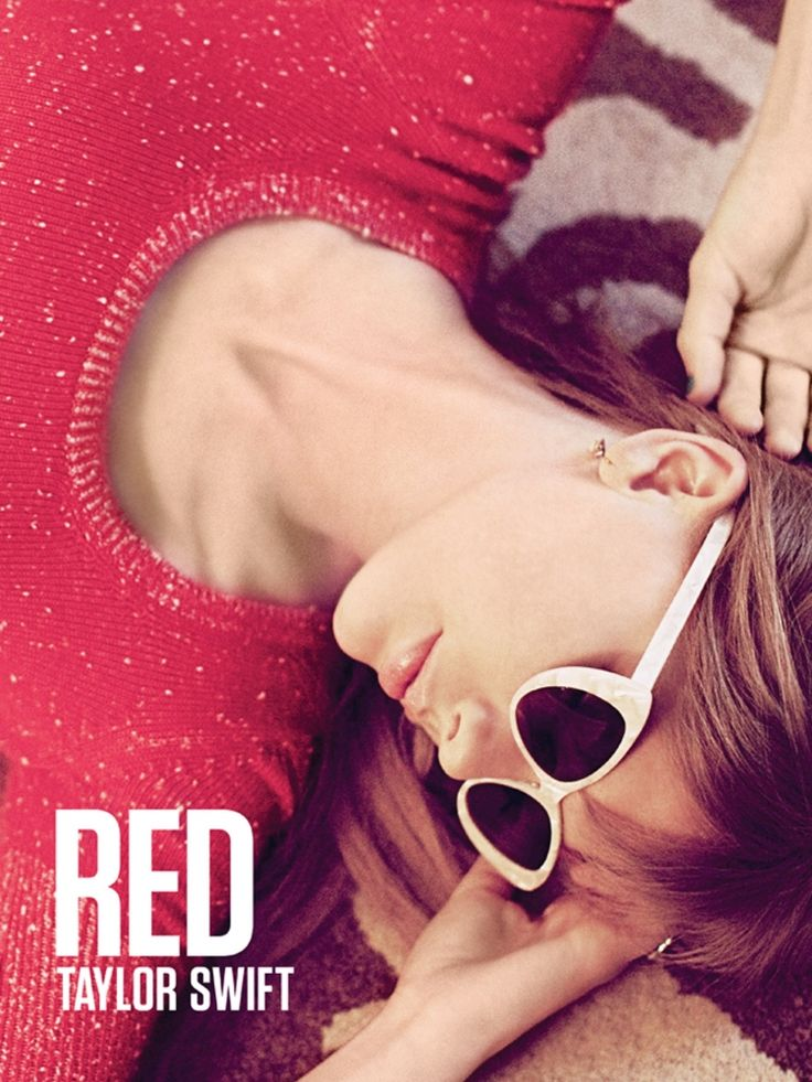 """Check out the deal on """"RED"""" Album Photo Book - Collector's Item at Taylor Swift Official Online Store"""