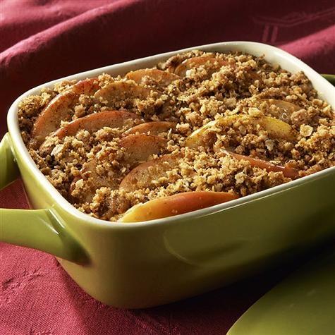 Apple Pear Crisp | Eat | Pinterest
