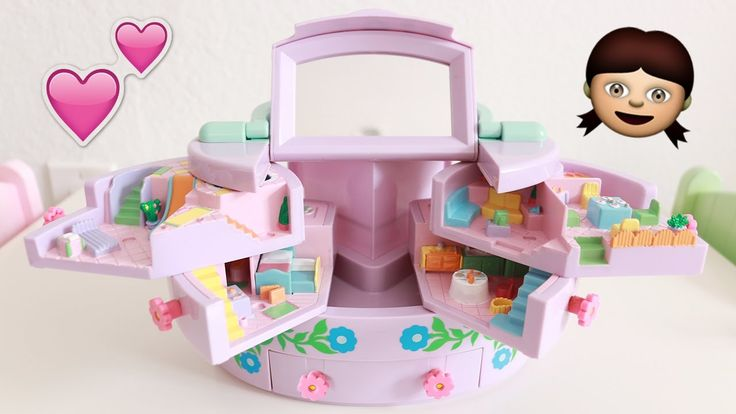 HD Polly Pocket Mansion Tour | JustJaslyn