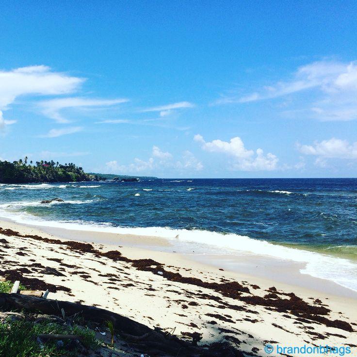 On my way to Toco Beach. Trinidad and Tobago