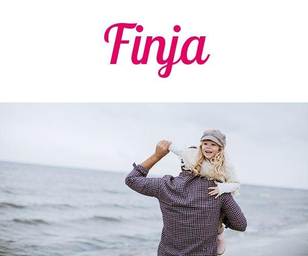 Bezaubernd: Die schönsten nordischen Mädchennamen Bedeutung: die Finnin, die Weiße