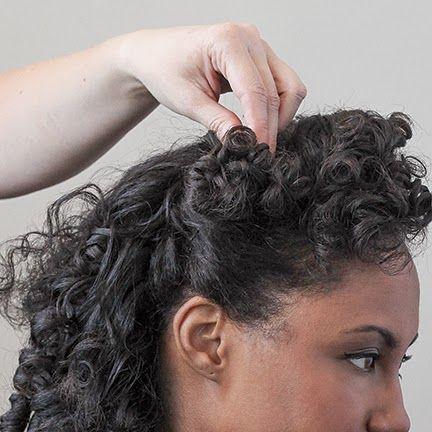 easy vintage hairstyles