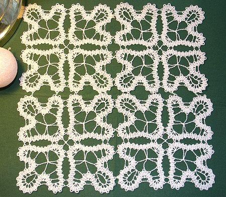 Bruges lace