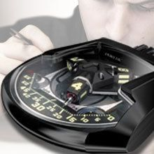 Urwerk - 202 featured with twin turbines | WorldTempus