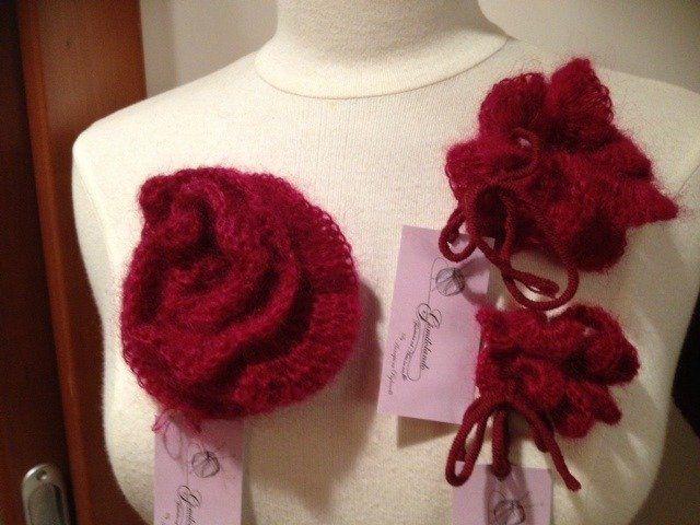 Rose, by Il negozio di annapiera, 15,00 € su misshobby.com