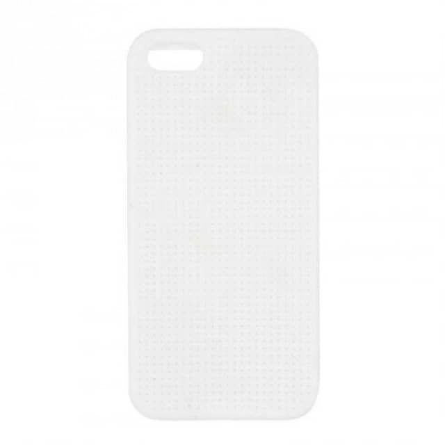 Handyhülle weiß für iPhone 5/5S - idee. Creativmarkt