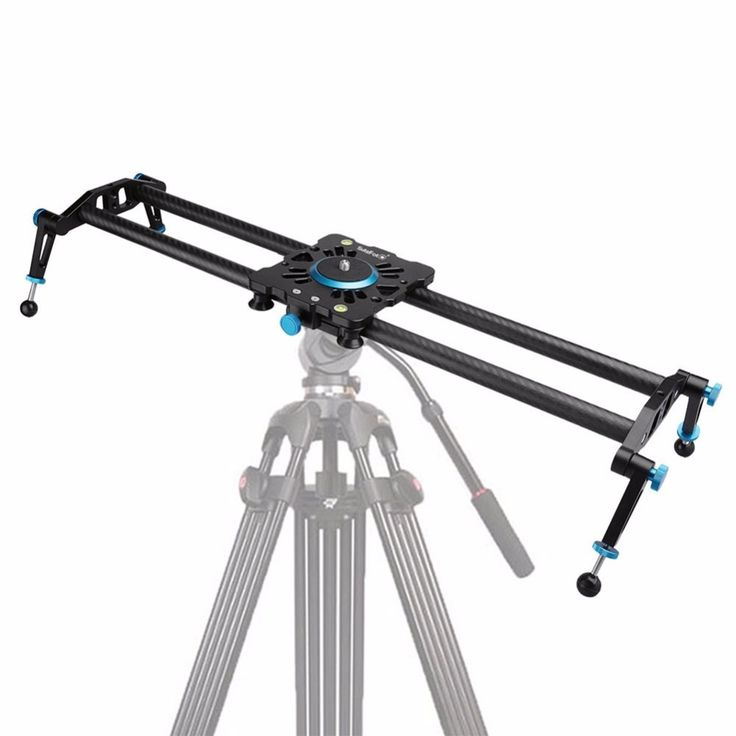 117.00$  Buy now - http://alilyh.worldwells.pw/go.php?t=32763743626 - Pro 60cm/80cm/100cm Carbon Fiber Camera Track Dolly Slider Rail System for Stabilizing Photograph Film Video Making DSLR Camere 117.00$