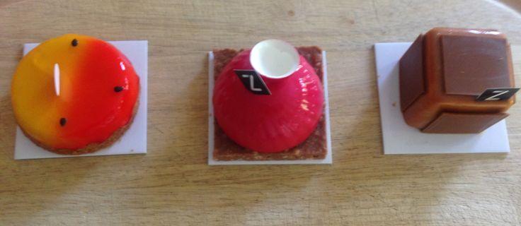 Adrian Zumbo's cakes - delicious!