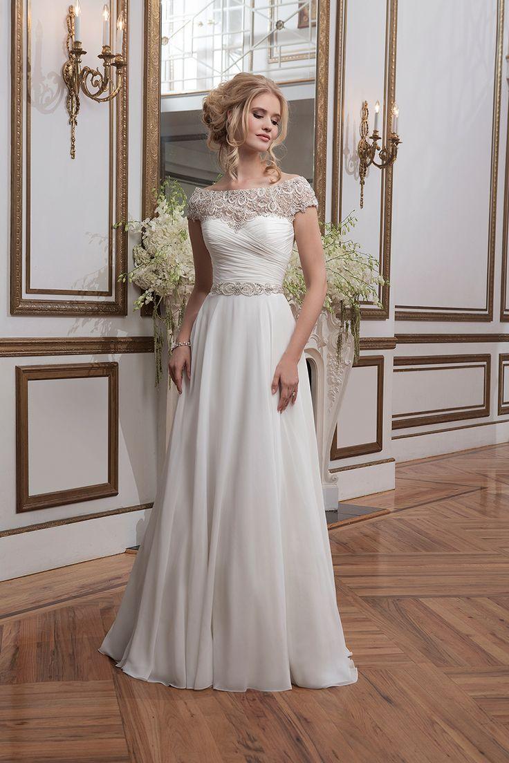 JUSTIN ALEXANDER 2016 BRIDAL COLLECTION wedding dress, wedding ideas, wedding inspiration, bridal gown, bride
