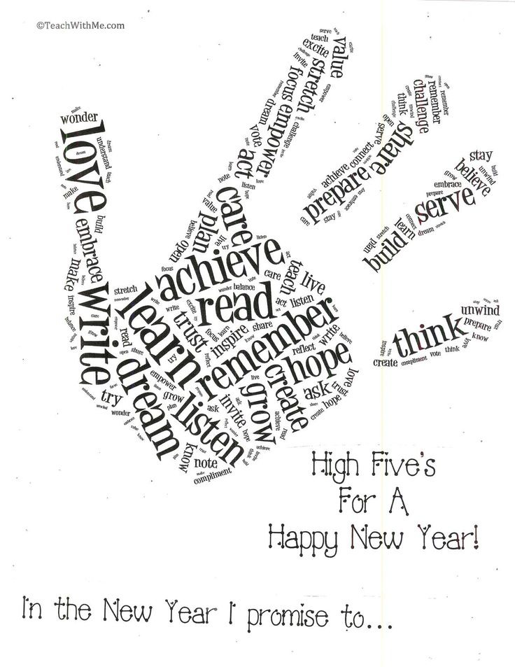 7 best Third Grade-New Year images on Pinterest