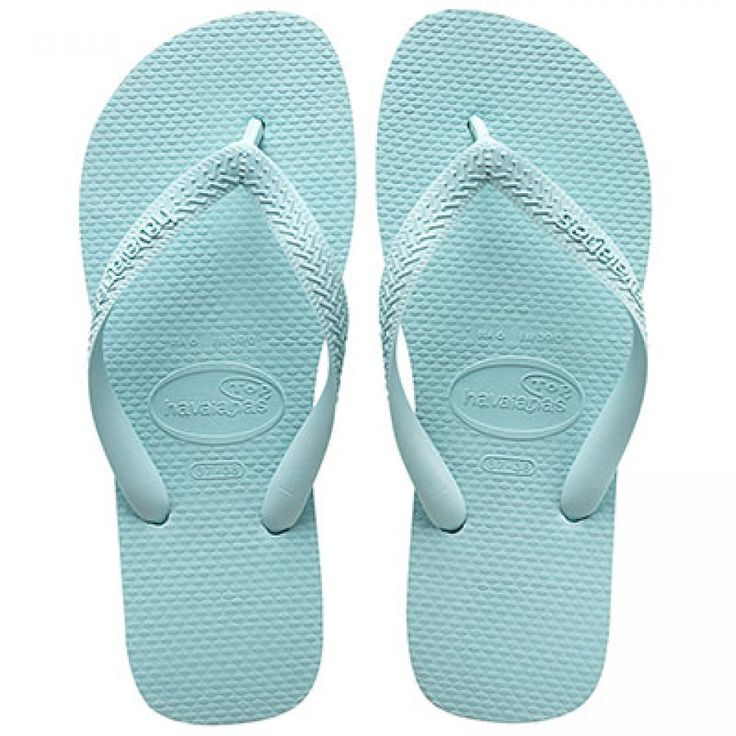 Havaianas Top Ice Blue Flip Flop  Price From: 18,47 $CA