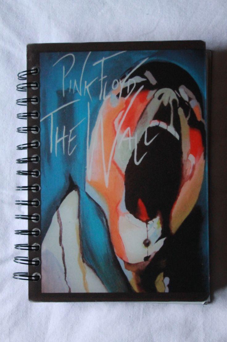Cuaderno en acrílico mate