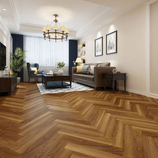 Emperor 12mm Laminate Flooring Walnut Herringbone Oak In 2020 Herringbone Laminate Flooring Laminate Wood Flooring Colors Walnut Laminate Flooring