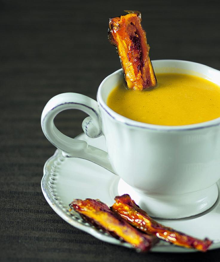 """Avete provato la """"zuccata"""" con bucce caramellate, una merenda deliziosa, calda e senza latte ottima anche per chi soffre l'intolleranza al latte.  Provatela, trovate la ricetta nel numero di dicembre a pagina 97."""