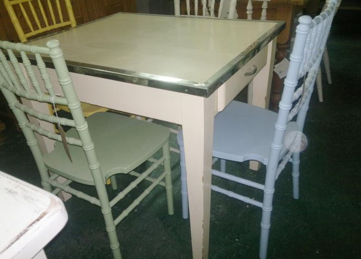 Vintage kitchen tables for sale for sale 1950 39 s formica kitchen table my new kitchen - Formica top kitchen table ...