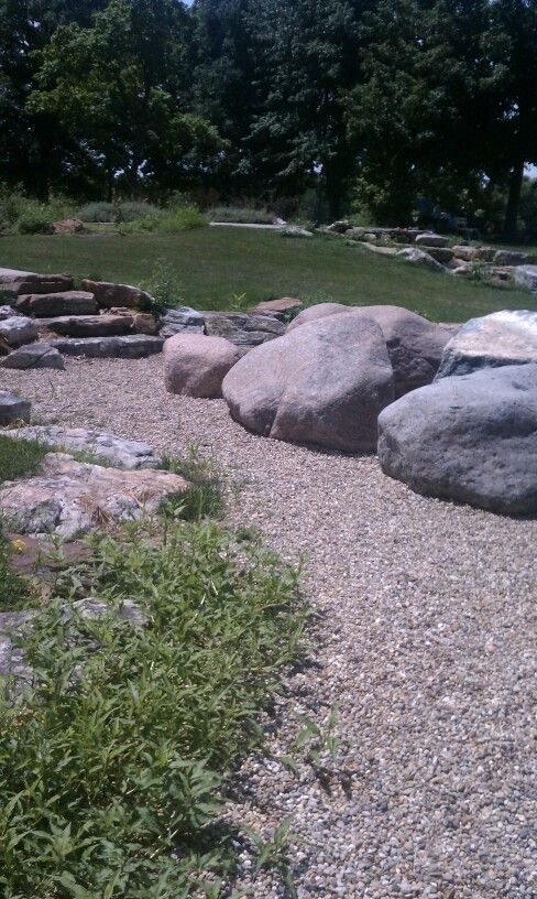 Rock Pathways 53 best rock pathways images on pinterest | landscaping, pebble
