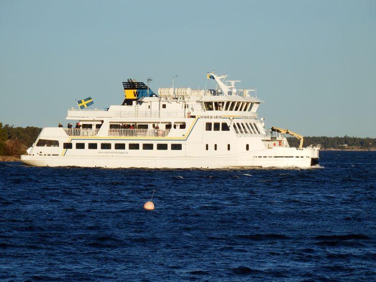 Stockholm Archipelago.