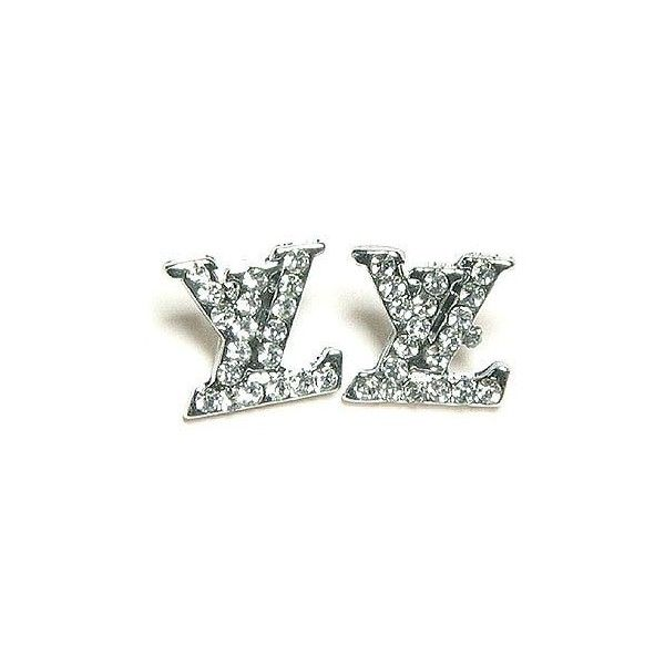 LV earrings - gonna search Etsy till I find the perfect replica :)