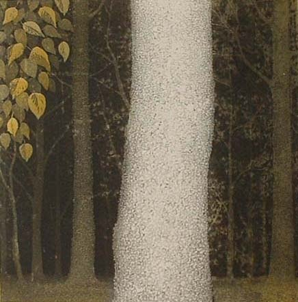 **Väinö Rouvinen (1932-) ~ Autumn