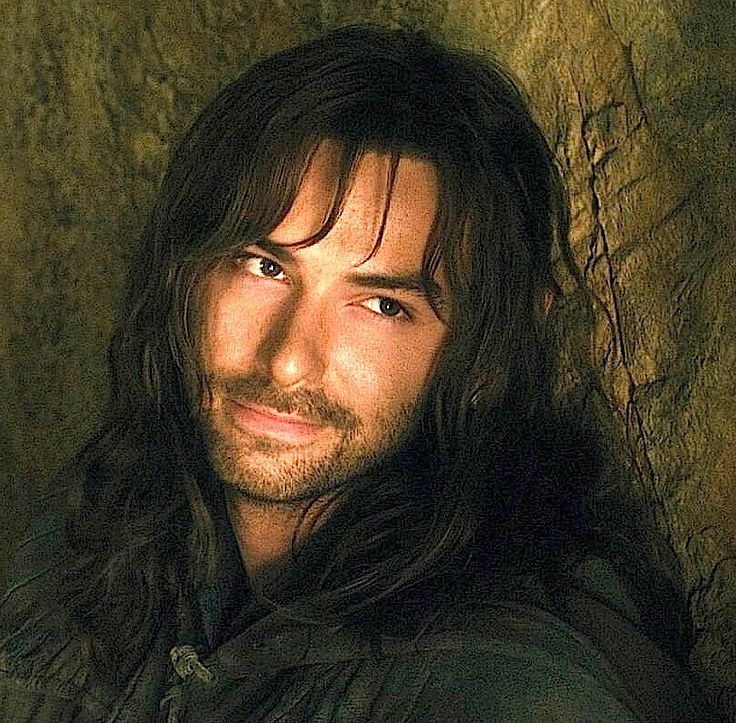 I don't know if Tolkien meant his dwarves to be quite so adorable, but I'm not going to complain on account of accuracy or anything. Kili