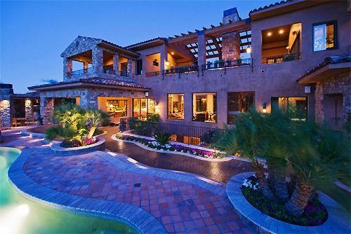 Casa lujosa divina !!! Casas de ensueño, Mansiones, Casas