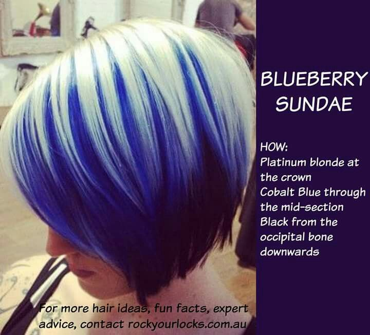 17 best images about blue hair�� on pinterest my hair