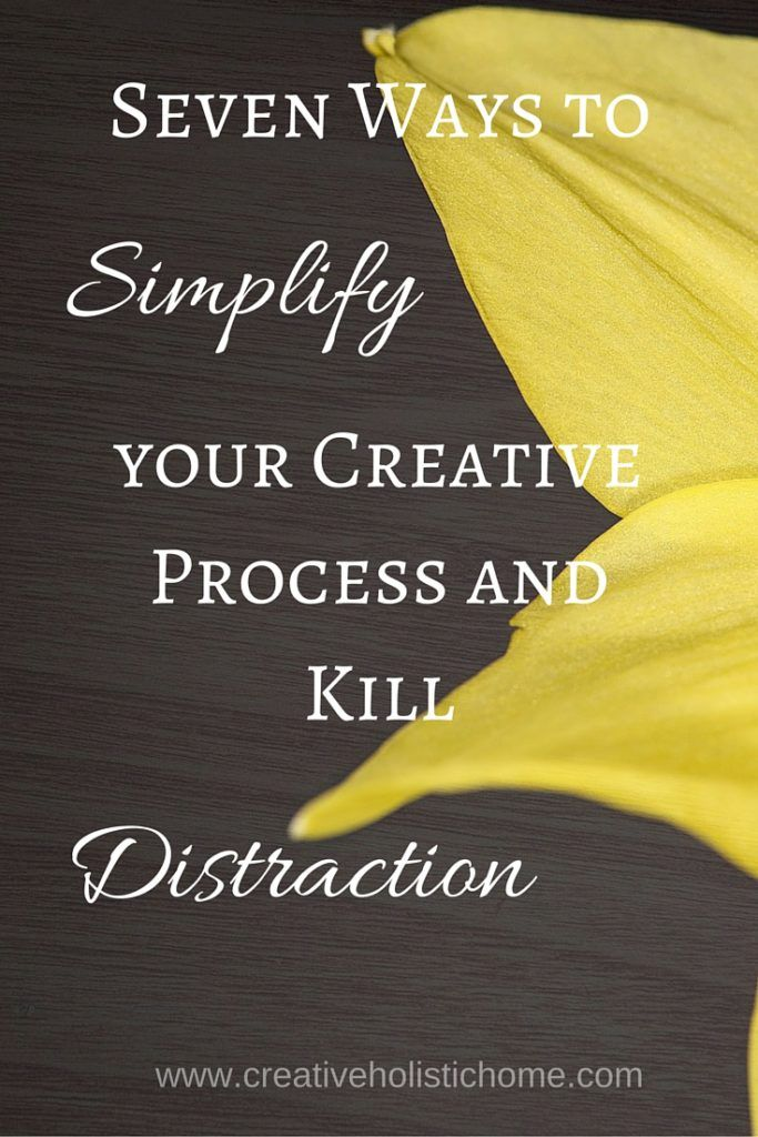 Simplifying our creative process acts as a shield of inspiration and a wall to throw ideas at without prejudice of what sticks and what doesn't.