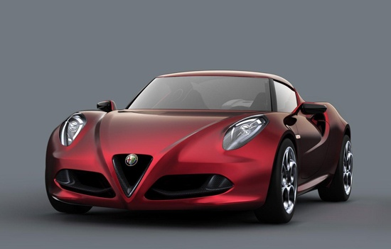 Alfa Romeo 2011 concept: Alfa 4C, 4C Concept, Sports Cars, Alfa Romeo, Cars Collection, 2013 Alfa, Romeo 4C, Concept Cars, Dreams Cars