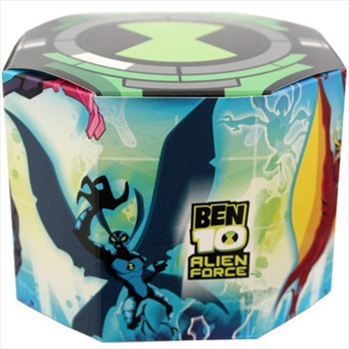 """Ben 10 """"Alien Force"""" Favor Boxes"""