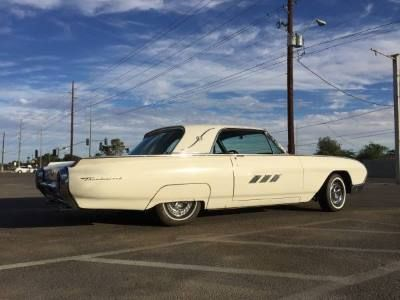 Used 1963 Ford Thunderbird Classic Cars For Sale by Classic Car Deals in Cadillac, Michigan