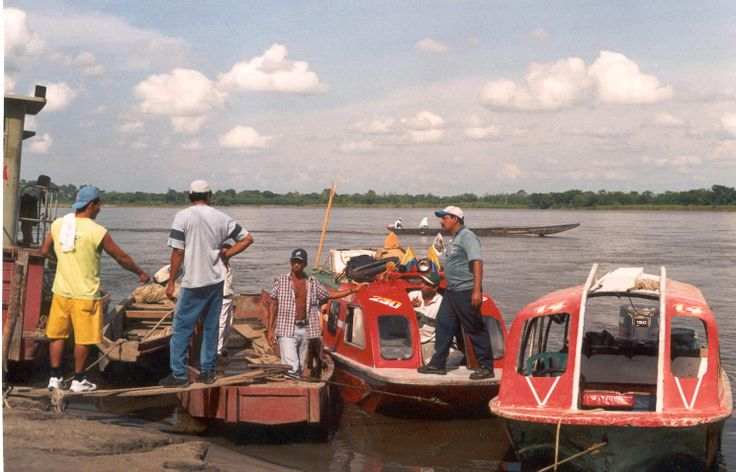 Embarcadero Puerto Berrío