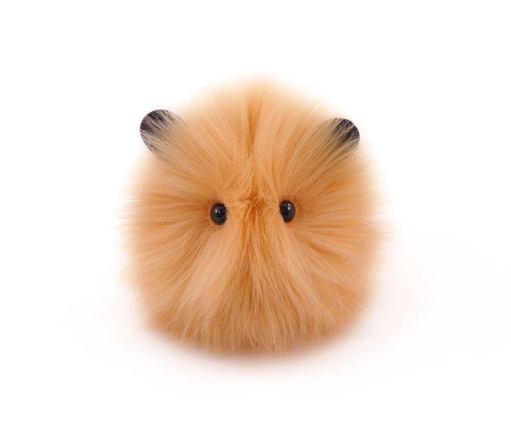 Honey the Tan Guinea Pig Stuffed Plush Toy