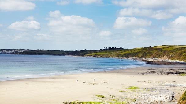 Roseland    The peninsula is full of quiet, sandy shores and rock pool-strewn beaches like Pendower. (Matt Munro)