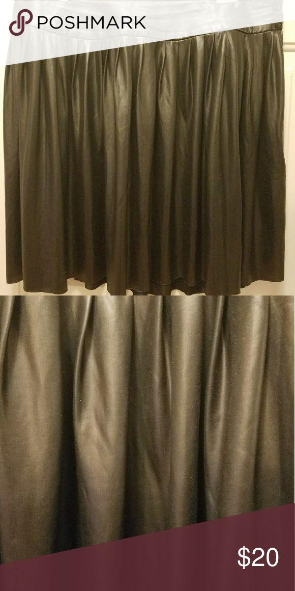 Sexy batgirl skirt Sexy pleated batgirl skirt with pleats Skirts Circle & Skater