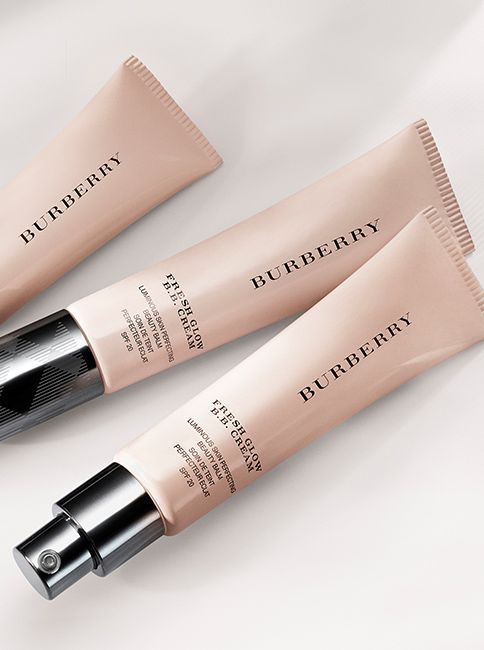 Fresh Glow B.B. Cream from Burberry, for every skin type, every day